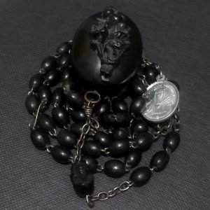 Seven Sorrows Mourning Locket