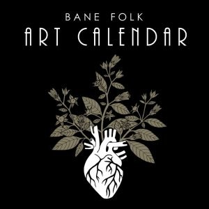 Bane Folk 2020 Art Calendar