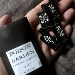 Poison Garden Perfume Sampler