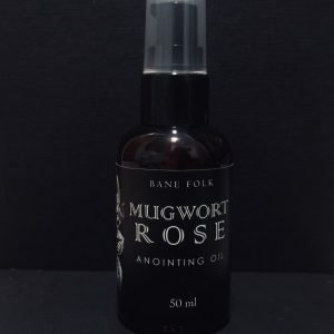 Mugwort Rose Anointing Oil