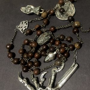 Hekate Chthonia Rosary